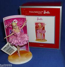 American Greetings Heirloom Ornament Prima Ballerina Barbie 2013 Ballet Tutu NIB