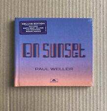 paul weller on sunset deluxe edition sealed