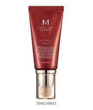 Missha M Cover BB Cream #23 Spf42 PA 50m 1.69oz Natural Beige Korea