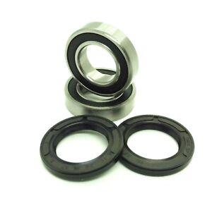 RM250 Front Wheel Bearings & Seals Kit RM250 96-00