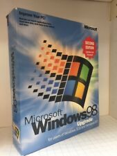 Microsoft Windows 98 Second Edition Upgrade for Windows 95