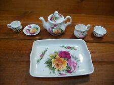 Bone China Childs Tea Set British Airways England