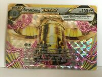 Bronzong BREAK ULTRA RARE 62/124 Pokemon XY Fates Collide NM HOLO
