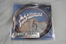 "NOS  NEW  Magnum Black Pearl Universal Motorcycle Brake Line 72"" 4572 1741-1023"