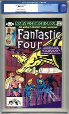 Fantastic Four #241 - CGC Graded 9.6 (NM+) 1982 - Bronze Age