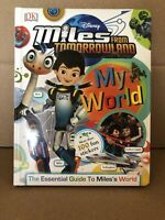 My World: Miles From Tomorrowland 100+ Stickers Essential Guide to Miles's World