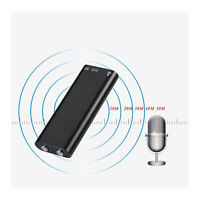Mini Spy Audio Recorder Voice Activated Listening Device 200 Hours 16 GB Lecture