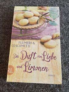 Der Duft von Liebe und Limonen | Gabriella Giacometti & Elisabetta Flume | Roman