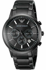 Emporio Armani Classic AR2453 Chronograph Black Dial Mens Wrist Watch