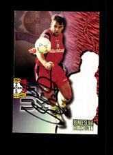 Ulf KIrsten  Bayer Leverkusen Panini Card 1997 Original Signiert+ A 158061