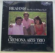 The Cremona Arts Trio BRAHMS Trio No.1 - KHI-201 SEALED