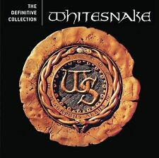 The Definitive Collection by Whitesnake (CD, Feb-2006, Geffen)