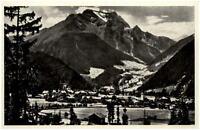 Mayrhofen Tirol Postkarte ~1940/50 Gesamtansicht Blick auf die Grünbergspitze