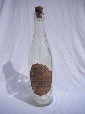 Flacone in vetro bottiglia di birra vintage glass bottle beer Norway vorterol Oslo