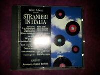 COMPILATION -  STRANIERI IN ITALIA (14 TRACKS, ED. CURCIO). CD.