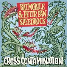 Batmobile & Peter Pan Speedrock - Crosscontamination (CD)  NEW/Sealed !!!