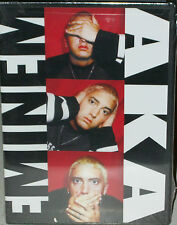 Eminem AKA DVD Documentary Slim Shady rap hip hop Xmas holiday stocking stuffer