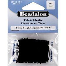 Beadalon Fabric Elastic .6mm - 449667