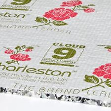 Cloud 9 Charleston 11m Thick Carpet Underlay 2 Full Rolls - 20 square metres m²