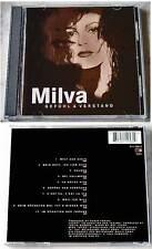MILVA sensazione mente &... 1991 ARGENTO ROSSA Metronome-CD