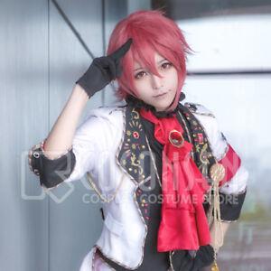 IDOLiSH7 OP WiSH VOYAGE Nanase Riku Uniform Cosplay Costume Cosonsen All Size