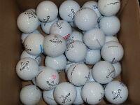 40 Callaway Warbird + Plus golf balls Grade B bargain!