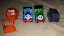 Thomas The Train Big Loader Motor Chasis With Thomas, Percy, and Terence TESTED