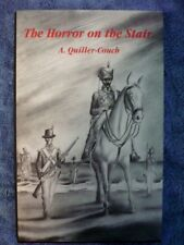 THE HORROR ON THE STAIR by A. QUILLER-COUCH.  Ash-Tree Press.  OOP.  NEW!