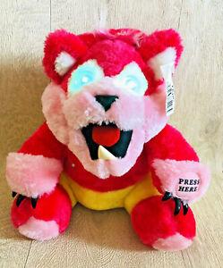 Were Bear Werebear Fang Soft Plush Toy Howl Sound Light Up Eyes 2015 Halloween