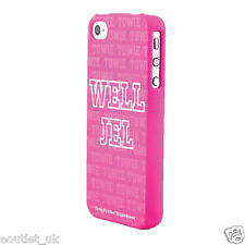 TOWIE The Only Way Is Essex Well Jel Coque/Housse pour iPhone 4/4S nouveau rose