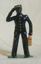 Porter w/whisk broom, Standard Gauge model train figure for Ives, Dorfan, etc.