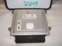 07-10 HYUNDAI ELANTRA 39140-23170 COMPUTER BRAIN ENGINE CONTROL ECU ECM MODULE