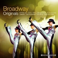 MUSICAL - BROADWAY ORIGINALS  CD NEW+ LOUIS ARMSTRONG/+
