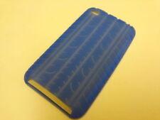 Carcasas, estuches y fundas azul de silicona/goma para reproductores MP3