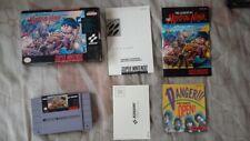The Legend of the Mystical Ninja (Super Nintendo, 1992) SNES  Complete!
