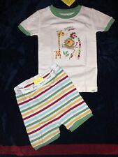 NWT Baby Gap Boys Safari Friends 2pc Pajamas 5 Years SELLiNG TONS!!! Top Shorts