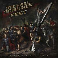 GARY/BONNET,GRAH MICHAEL SCHENKER FEST(FEAT.BARDEN - REVELATION   CD NEUF