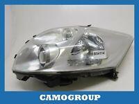 Headlight Left Headlight Original For Auris 2007 2012 8118512A50
