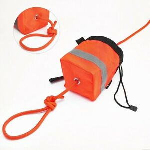 Life Line Rescue Bag Rescue Line Trow Orange Water Float High Quality Hot New