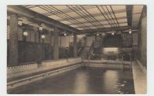 "SS EMPRESS OF BRITAIN, ""OLYMPIAN POOL"" CANADIAN PACIFIC, POST CARD(SEE BELOW)"