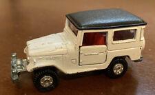 Vintage Tomica 2 Toyota Land Cruiser.  Japan