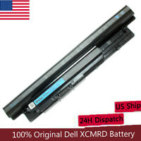 Genuine OEM XCMRD Battery for Dell Inspiron 3437 3521 3537 3542 3737 MR90Y 40Wh