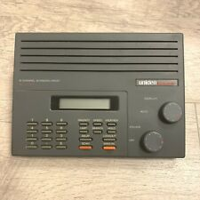 Uniden Bearcat 16 Channel Scanning Radio BC 177XLT Weather BC177XLT