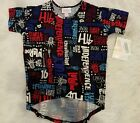 Lularoe New Gracie Size 4 Independence Day Fourth Of July USA Shirt 4th Liberty