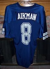 DALLAS COWBOYS TROY AIKMAN RUSSELL GAME ISSUED AWAY JERSEY!!!