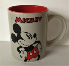 Disney JERRY LEIGH Vintage MICKEY MOUSE Coffee MUG Cup LARGE