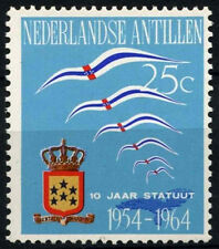 Netherlands Antilles 1964 SG#458 Statute Of The Kingdom MNH #D34216