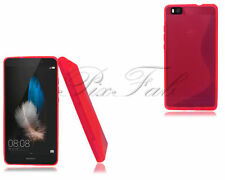Huawei Silicone/Gel/Rubber Mobile Phone Fitted Cases/Skins