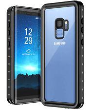 Waterproof Case For Samsung Galaxy S8 S9 Plus Heavy Water Dirt Shock Proof