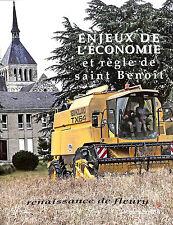 """RELIGION """" ECONOMIE & REGLE DE ST-BENOIT """" REVUE DES MOINES DE SAINT-BENOIT 2011"""
